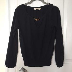 Tory Burch 100% Cashmere Sweater XS